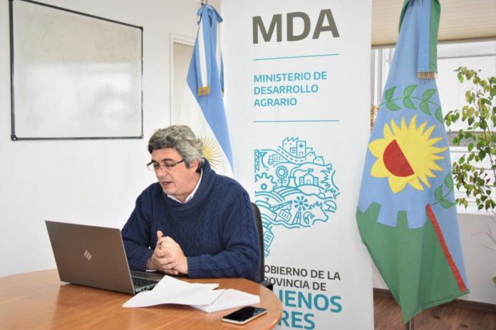 Nación financiará dos proyectos presentados por Desarrollo Agrario
