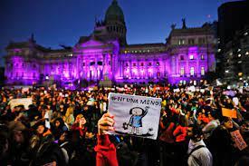 Según Observatorio, en lo que va del año hubo 133 femicidios en el país