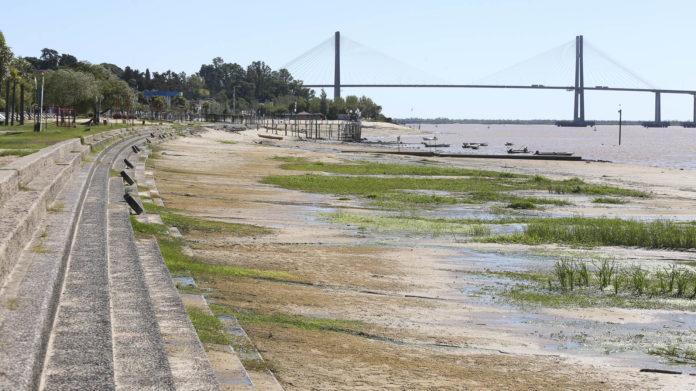 Crean fondo de $1000 millones para las ciudades afectadas por la bajante del Paraná