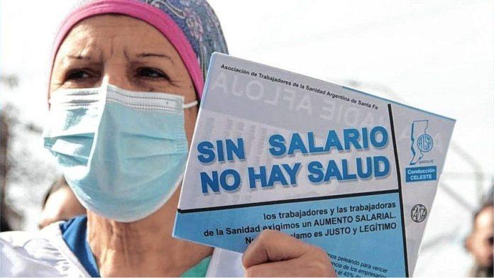 Sin solución al conflicto, trabajadores de Salud vuelven al paro mañana