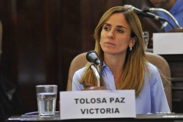 """Tolosa Paz: """"Va a haber una valoración positiva sobre lo hecho hasta acá"""""""