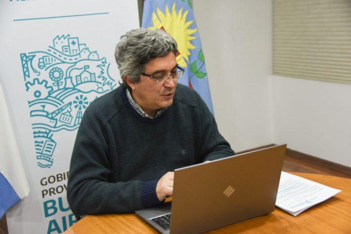 Rodríguez destacó el potencial de la producción apícola en la provincia