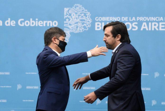 Nicolás Kreplak juró como ministro de Salud de la provincia de Buenos Aires