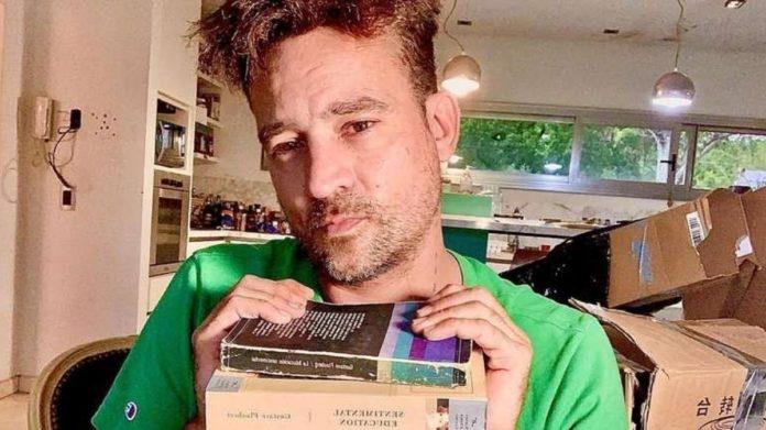 """""""Chano"""" Moreno Charpentier está internado en grave estado en el Sanatorio Otamendi."""