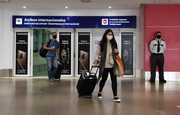 Todos los casos Delta de la provincia de Buenos Aires están relacionados con viajeros.