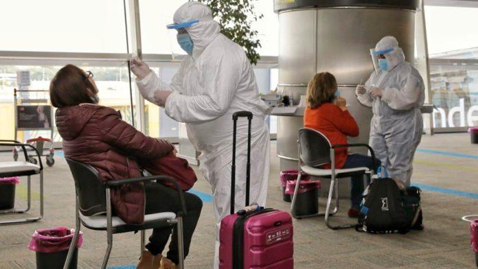 Detectan la variante Delta en dos nuevos viajeros que se encuentran cumpliendo aislamiento