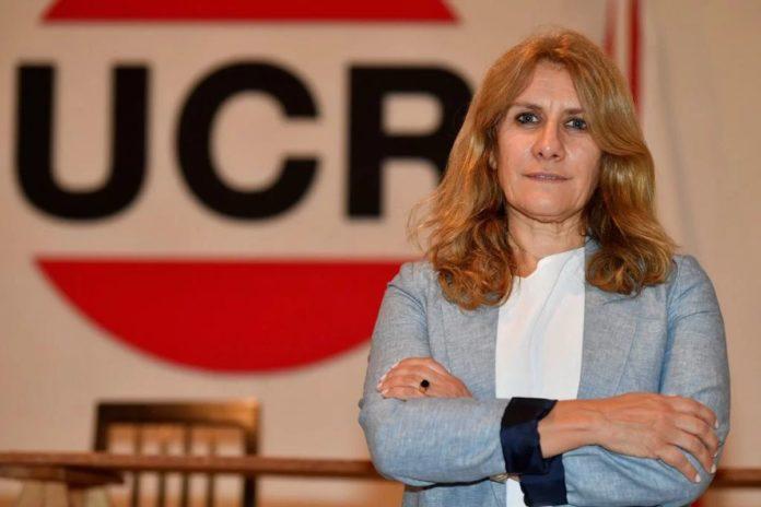 """La diputada provincial Alejandra Lordén quiere """"unidad"""" en Juntos por el Cambio."""