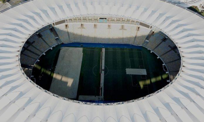 El estadio Maracaná estará al 10% de su capacidad durante la final entre Argentina y Brasil. (O Globo)