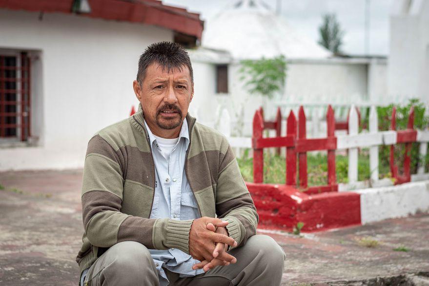 """Jorge González Nieva, alias """"Funfa"""", pasó 14 años en la cárcel bajo una condena injusta."""