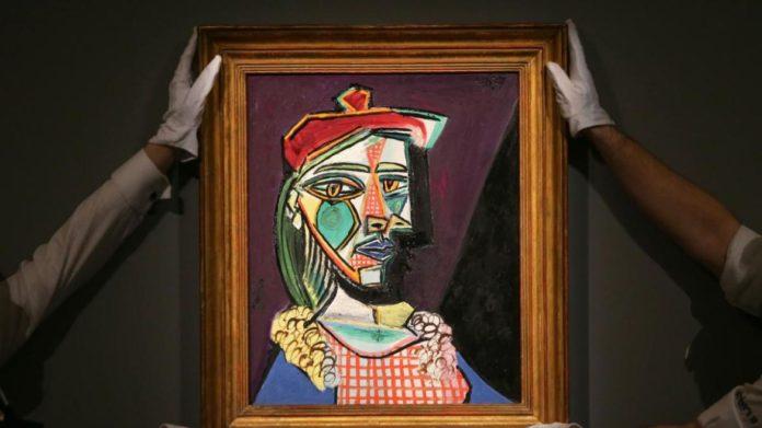 Una obra de Picasso se venderá con un novedoso método de pago