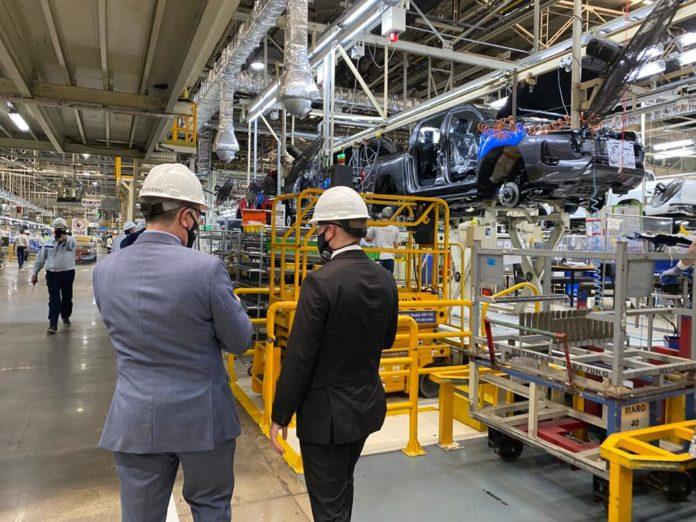 La actividad industrial creció en mayo un 36% interanual