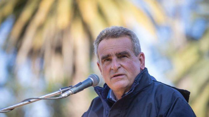 El actual ministro de Defensa, Agustín Rossi, deja el cargo para ser precandidato y no se sabe aún quién lo reemplazará.