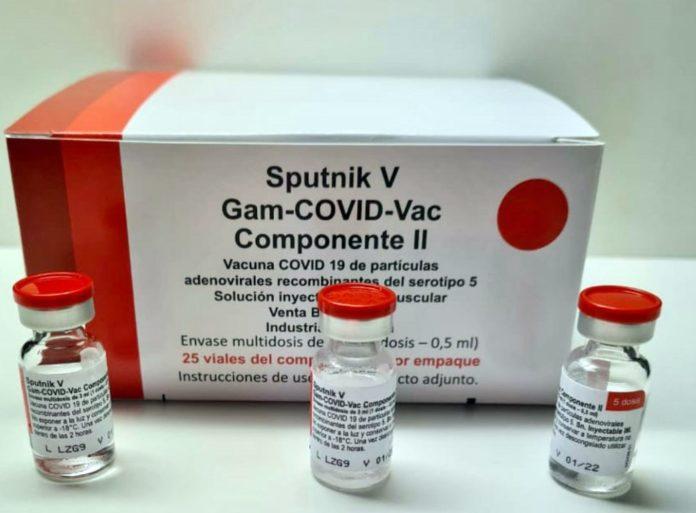 Para el 16 de julio, Laboratorios Richmond estima tener 1.005.000 viales de la segunda dosis de Sputnik V. (Télam)
