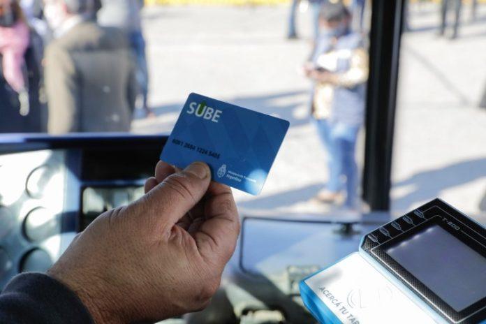 El transporte público de Arrecifes incorpora la SUBE desde el próximo miércoles.