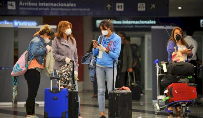 """""""Hemos demostrado que se puede viajar si se cumplen los protocolos"""", aseguró Matías Lammens"""