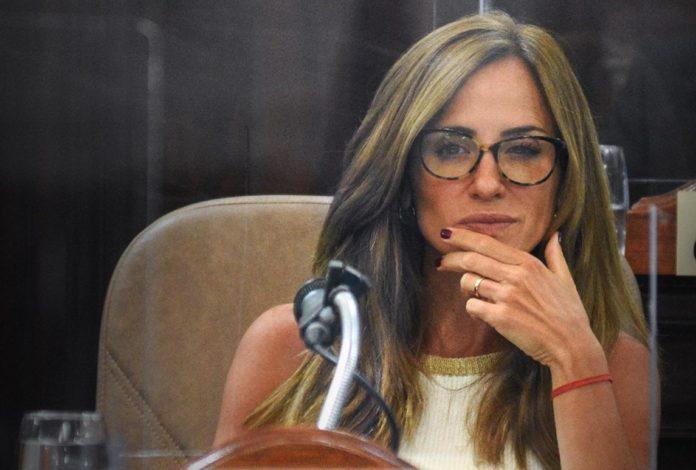 Victoria Tolosa Paz, ahora extitular del Consejo Nacional de Coordinación de Políticas Sociales.