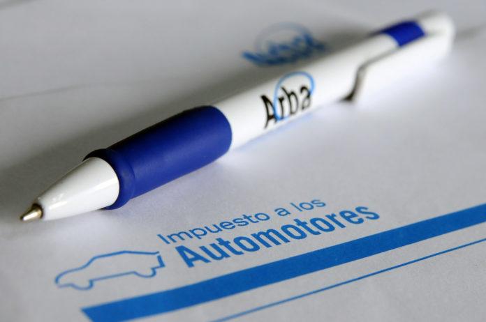 Hasta el jueves se puede pagar con descuento del 20% la cuota 4 del Impuesto a los Automotores