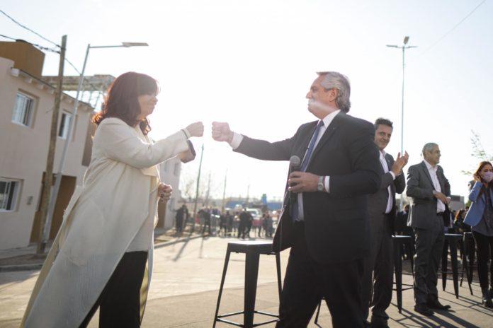 """Alberto, tranquilo"", Cristina Kirchner apoyó al Presidente tras la polémica de Olivos"