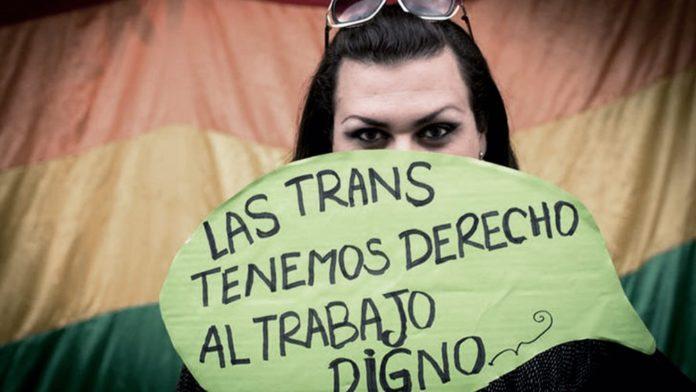 Presentan un proyecto para la inclusión laboral de personas trans en la provincia