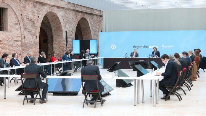 Alberto Fernández reunió a todo su Gabinete y evaluó la gestión ministerio por ministerio