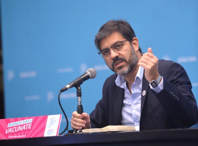 """Bianco contra Santilli: """"Nadie lo conoce en la provincia de Buenos Aires"""""""