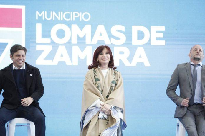 """""""Algunos se olvidaron de la foto"""": El reto de Cristina al PJ"""