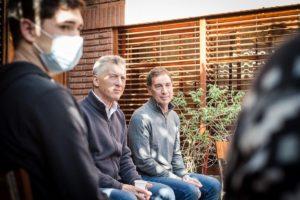 Macri compartió actividad con Santilli y se metió de lleno en la campaña bonaerense