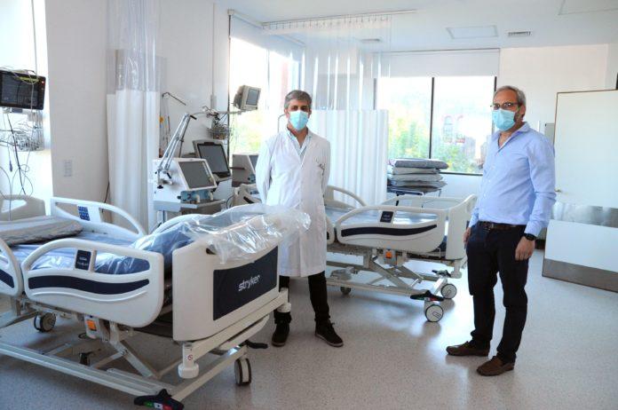 Destacan que los hospitales bonaerenses están dando respuestas a otras patologías