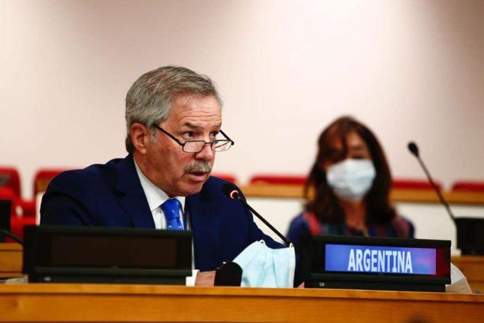 El canciller Felipe Solá le respondió al expresidente Mauricio Macri
