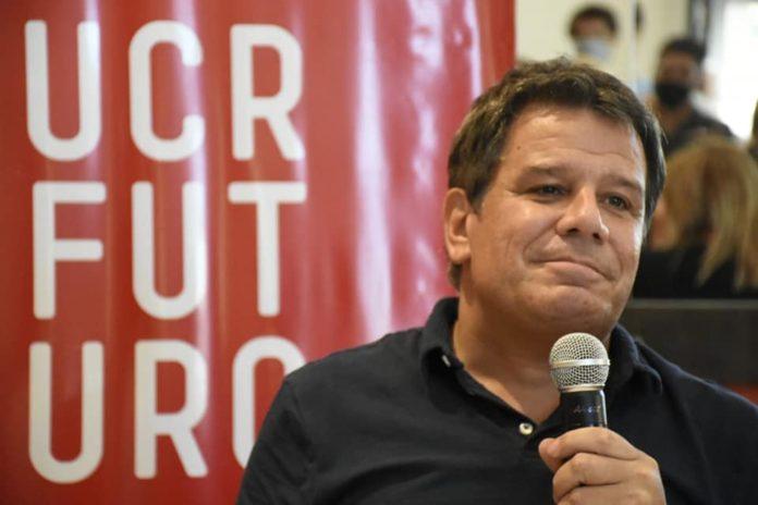 El precandidato a primer diputado nacional por Juntos en la provincia de Buenos Aires, Facundo Manes
