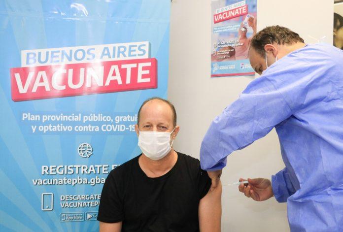 Martín Insaurralde busca que el certificado de vacunación sea obligatorio para hacer trámites en el Municipio de Lomas de Zamora