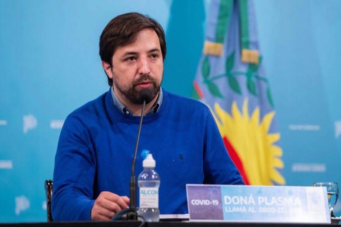 El ministro de Salud bonaerense, Nicolás Kreplak, sostuvo este lunes que la variante Delta ha sido controlada hasta el momento