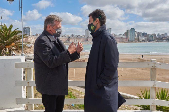 Urtubey apoyó a Pulti, el candidato de Randazzo para Mar del Plata