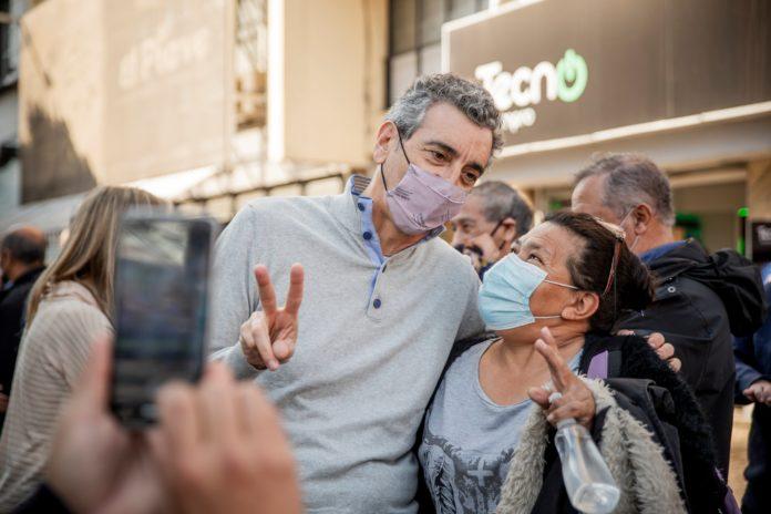 Para Randazzo, el pedido de juicio político a Alberto Fernández por la foto en Olivos