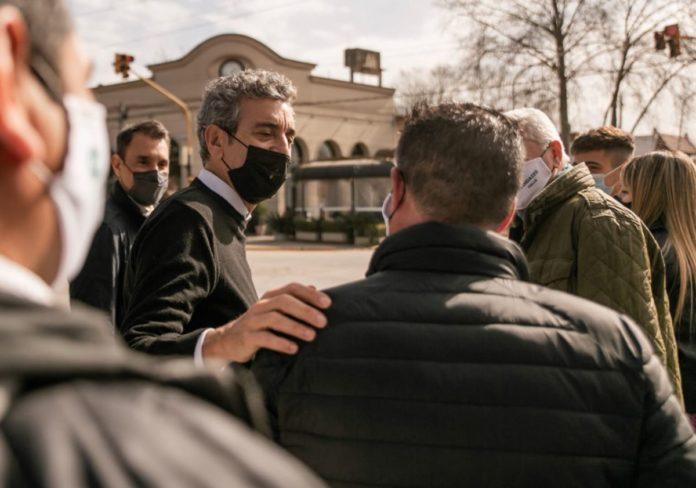 Randazzo convocó a 7 mil militantes para fiscalizar las elecciones
