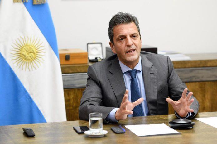 El presidente de la Cámara baja, Sergio Massa, participó este jueves a través de videoconferencia de la 7° Cumbre de Presidentes de Parlamentos del G20 (P20)