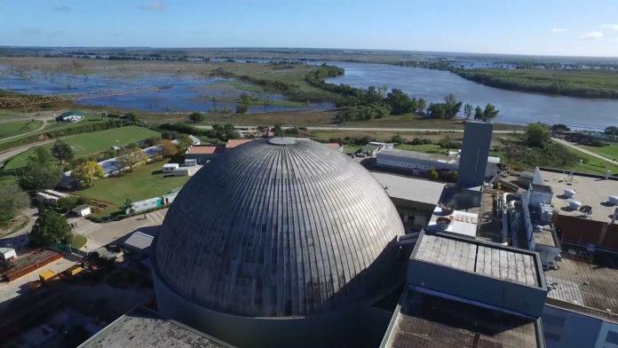 La central con tecnología china se ubicará en el Complejo Nuclear Atucha, en la localidad de Lima.