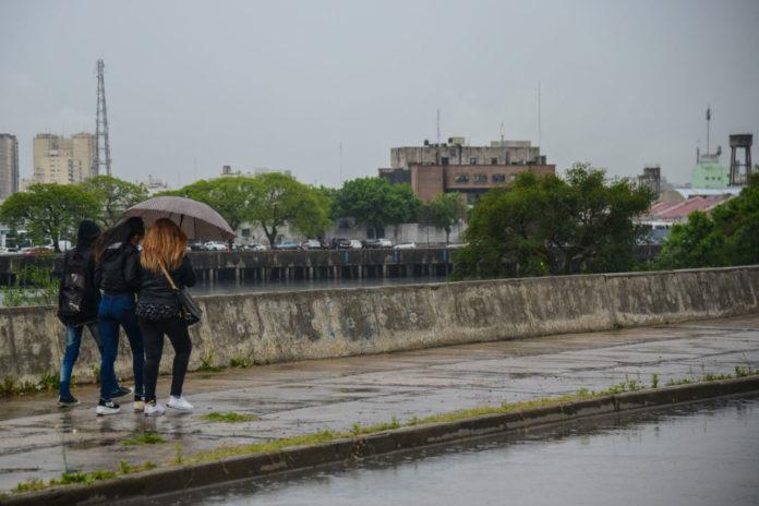 Tras el temporal, continúa el mal tiempo en la mayor parte de la provincia