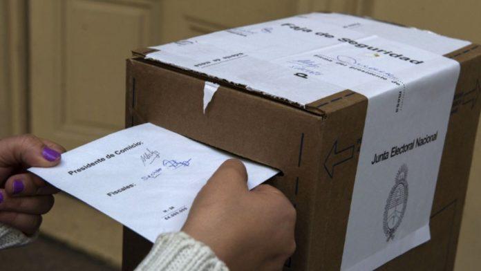 El padrón electoral para las PASO ya está en línea.