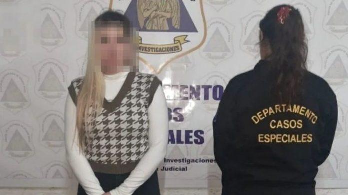 La joven fue interceptada cuando se dirigía a un shopping en Monte Grande.