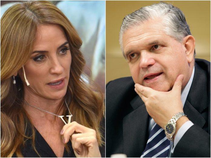 Victoria Tolosa Paz y Ricardo López Murphy debatieron en Radio Con Vos.