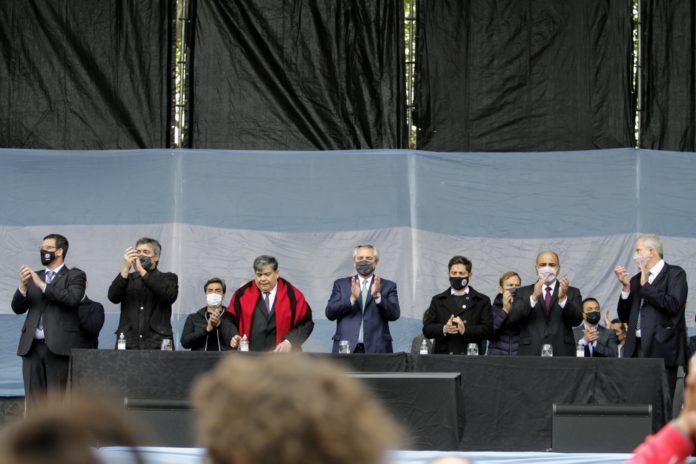 """Fernández: """"Ahora nos acusan de libertinos los que nos acusaban de encerradores"""""""