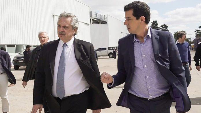 Alberto Fernández viaja a La Rioja a reunirse con gobernadores y lo acompañan Massa y De Pedro