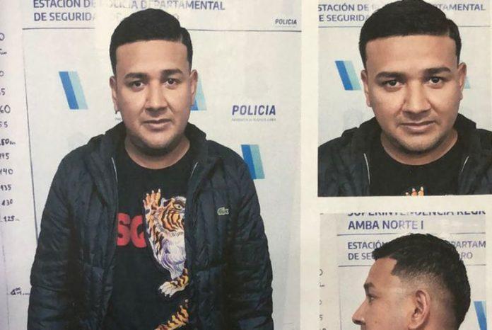Carlos Ibañez, más conocido como Charly, fue detenido por la policía bonaerense cuando circulaba en un auto por Boulogne, en San Isidro.