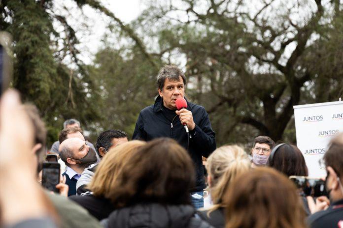 """Manes dijo que en las primarias se define """"la identidad de la oposición"""""""