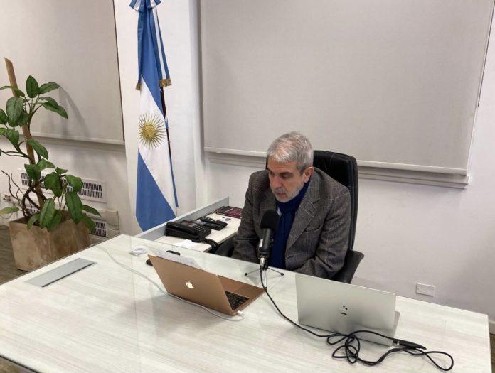 Aníbal Fernández repudió los dichos de Vallejos contra el Presidente
