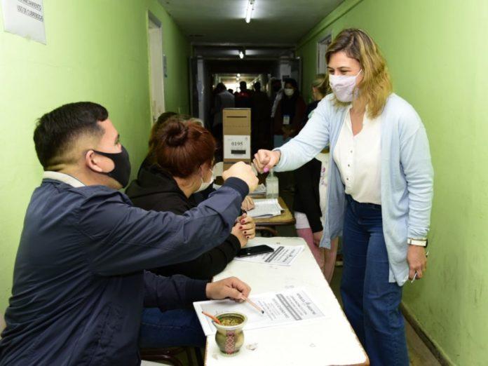 Balean la casa de una candidata a concejala por el Frente de Todos