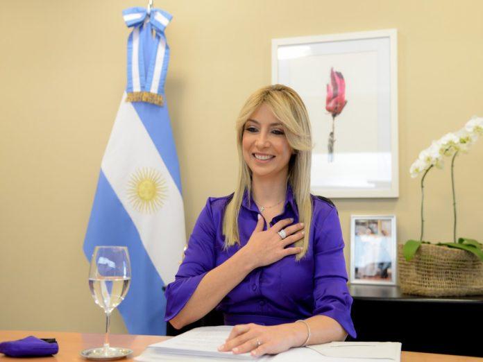 Confirmaron el embarazo de la primera dama, Fabiola Yáñez
