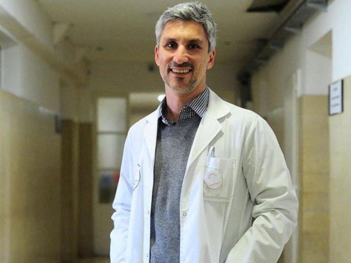 El Jefe de Investigación y Docencia del Departamento Materno-Infantil del Hospital Militar Central, Gonzalo Pérez Marc