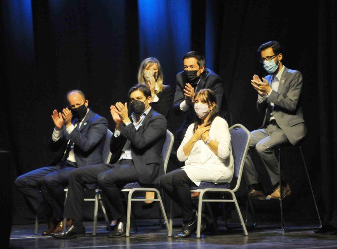 Juras en Provincia: El estreno de la nueva centralidad de los intendentes